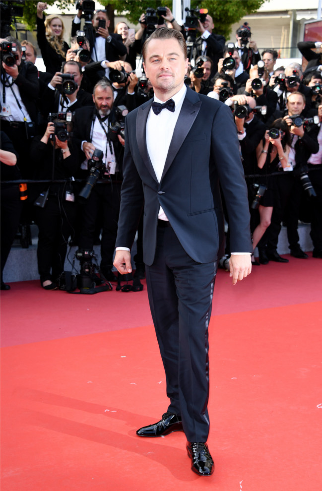 Leonardo Dicaprio porte Cousin Greg