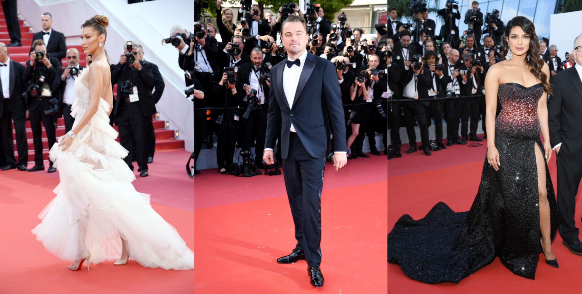 « Yes we Cannes !» Christian Louboutin monte les fameuses marches