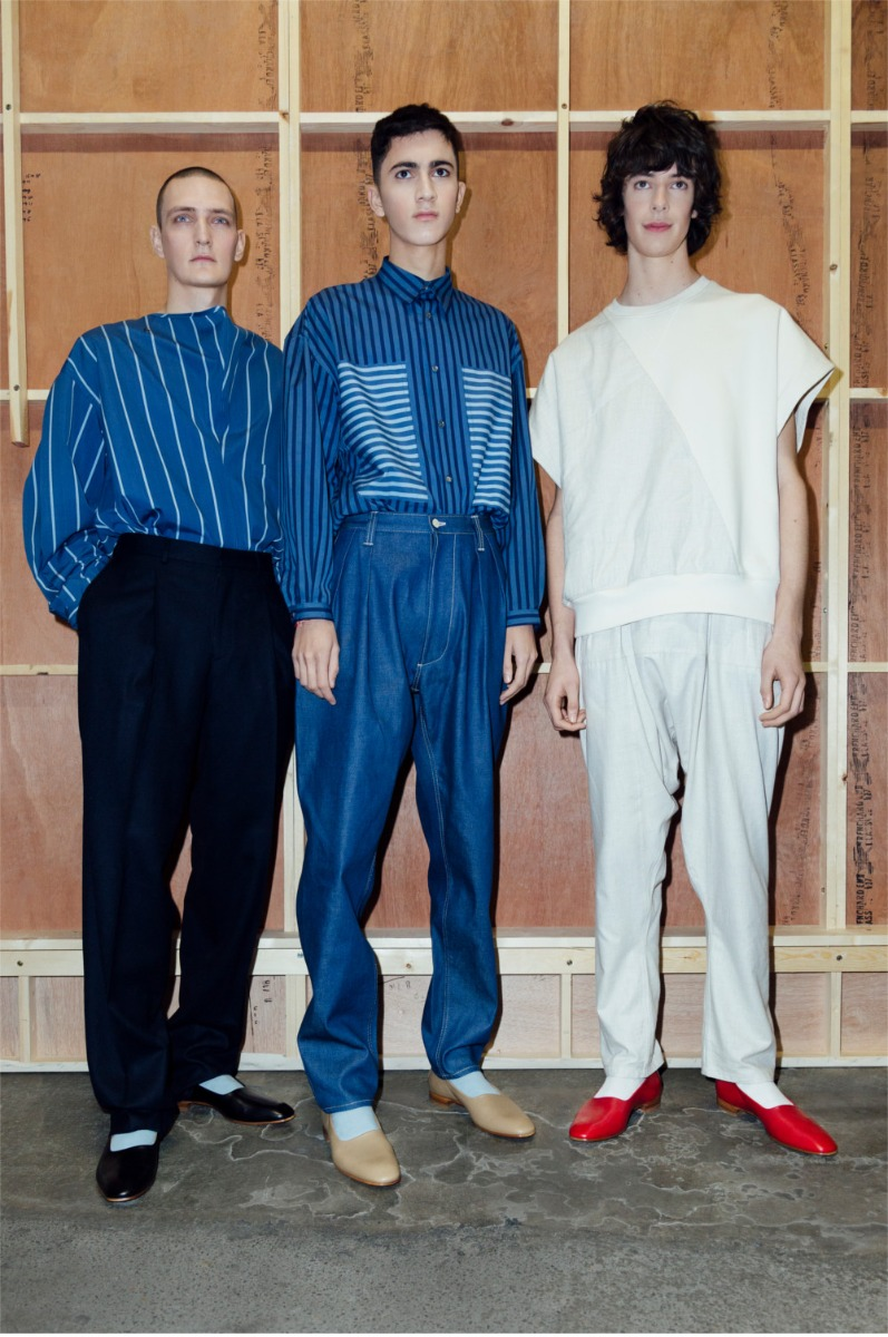 Christian Louboutin at London Fashion Week Men's Autumn/Winter 2019