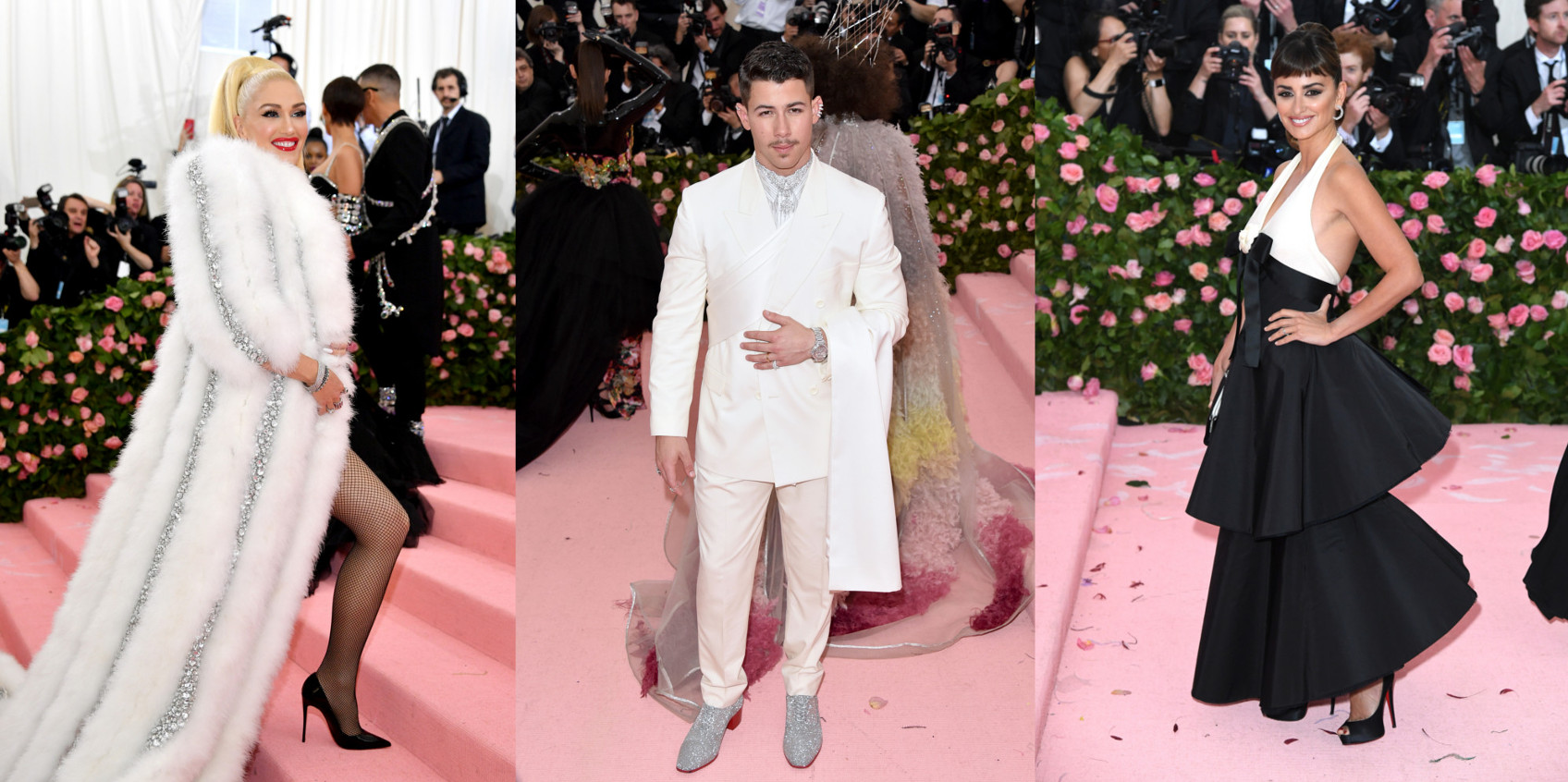 The stars Camp out in Christian Louboutin for the Met Gala 2019